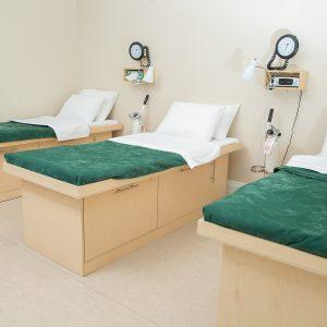 Salle de repos